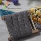厂家定做 3cm金银线编织扁带 服装箱包带 服装辅料 装饰包边带